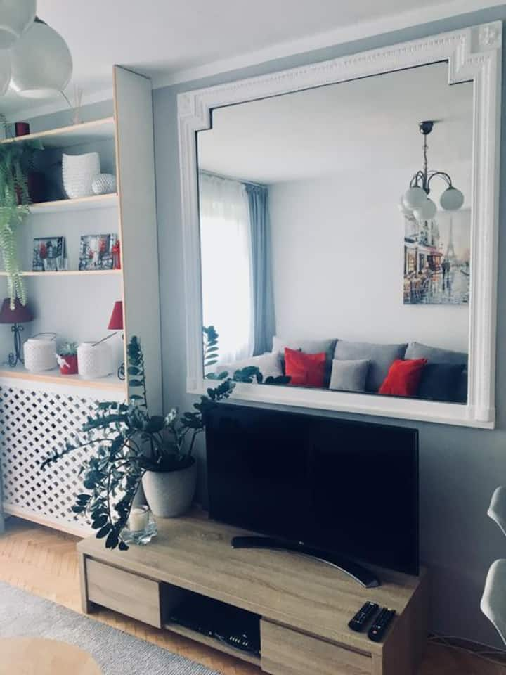 Cosy and Nice apartment, TELIMENA