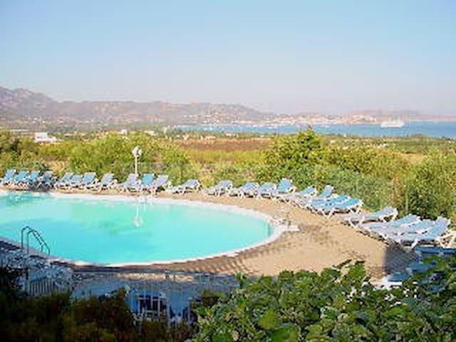 Splendide appartement et vue sur la baie de Calvi