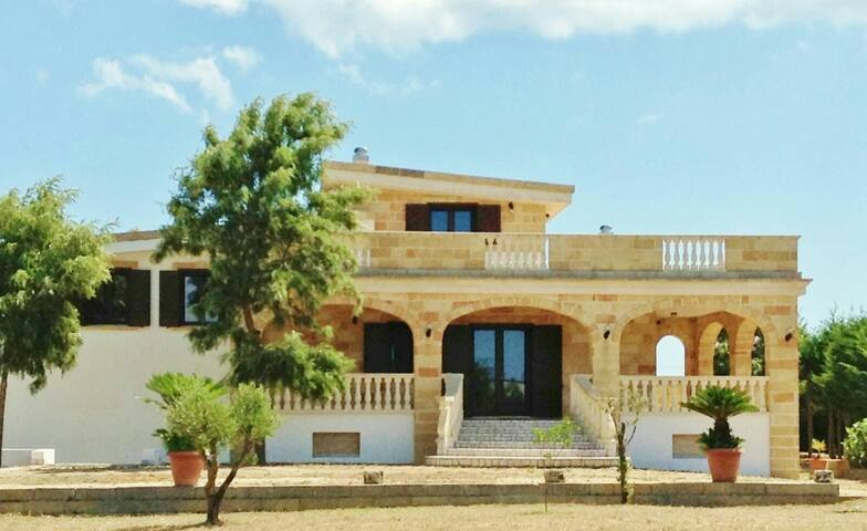 Fantastica villa nel Salento (12pl) - Puglia - Дом