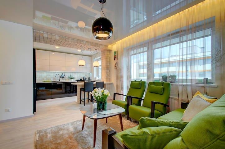 New fabulous Duetto apartment in a quiet area - Vilnius