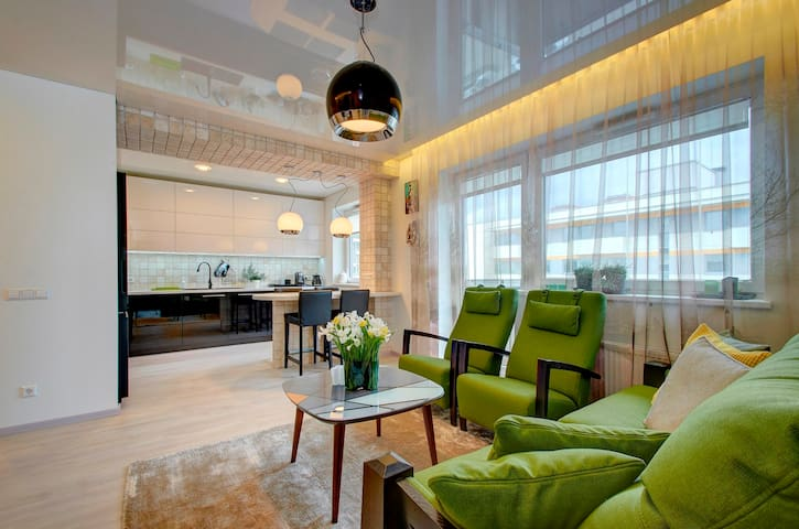 New fabulous Duetto apartment in a quiet area - Wilno