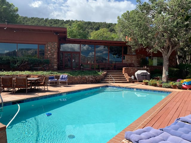 In Nature Private B&B VIEWS West Sedona