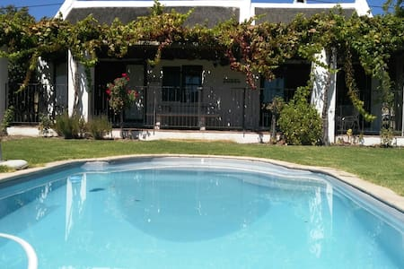 Jackson's Guest Cottage - Tulbagh - Hus