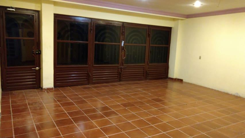 Alojamiento García Cubas