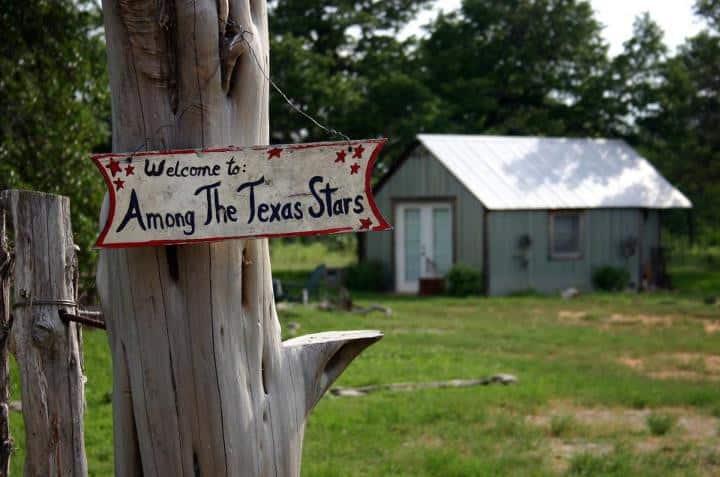 Among the Texas Stars - The B&B's of Monarc Ranch