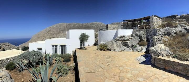 La Veranda House /Tholaria /Amorgos/Small Ciclades