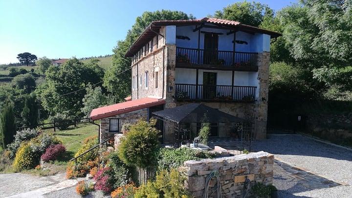 El Bosque Encantado Cantabria para 4 personas