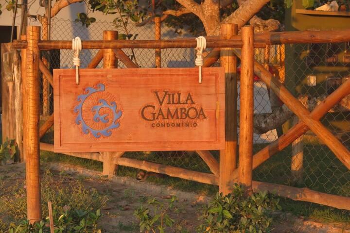 Entrada - Villa Gamboa