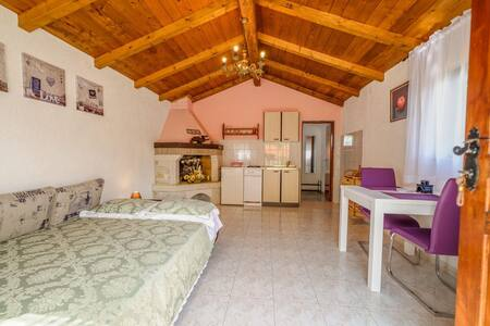 Apartment Grubišić / A1 / Studio - Matohanci - Lägenhet