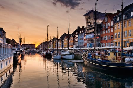 Nyhavn 3-bed apartment for families - Copenhagen - Apartment