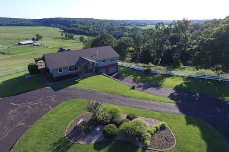 Retreat Haven on 400 acres - Anderson - Hus
