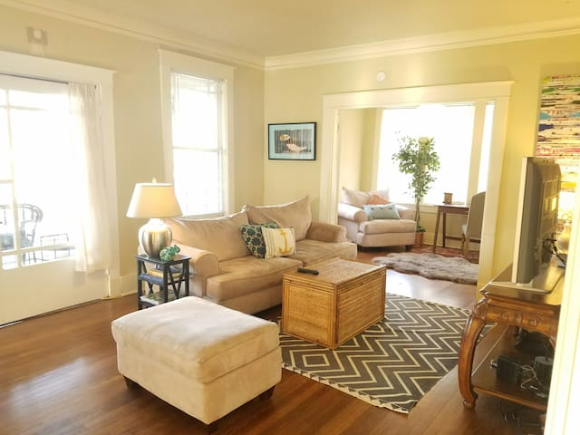Adorable and spacious 1915 Midtown duplex - Memphis - Apartment