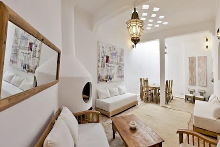 """DAR BÔ""- Riad in Essaouira/Marokko"