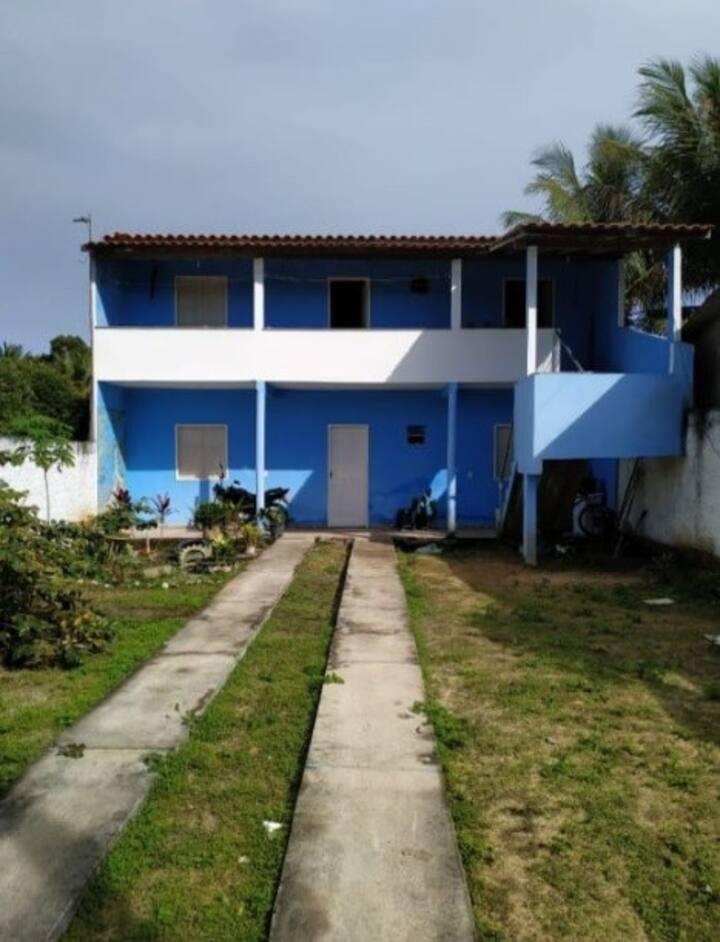 Casa de praia Temporada em Santa Cruz Cabrália, BA