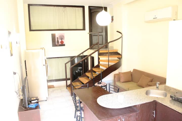 Duplex in Monte Cairo Pool Access C001 المقطم