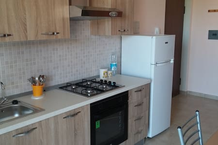 beautiful flat next to the sea and city center - Caulonia Marina - Lägenhet