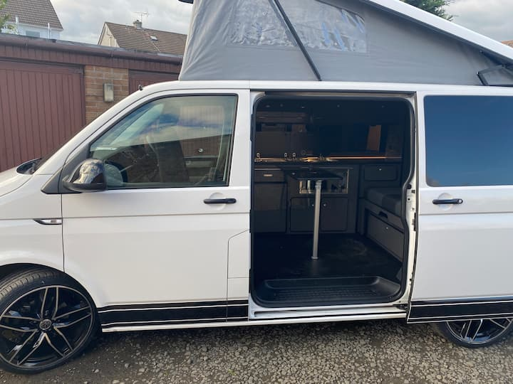 VW Transporter Camper King Conversion - 4 berth