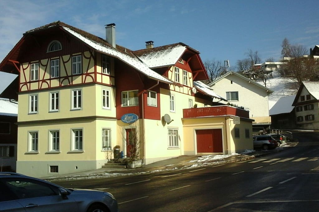 Haus mit Flair