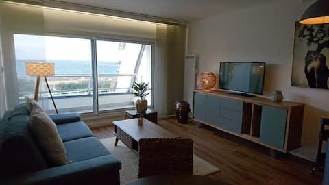 Superbe appartement, grande vue mer (Bénodet) !