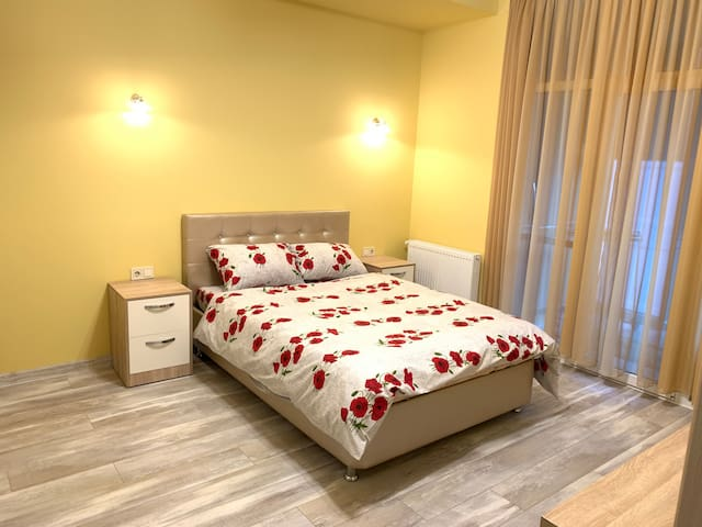 The best location in the Center. 2-rooms Apartmen