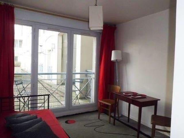 Studio rue de la halle Lille - Lille - Lägenhet
