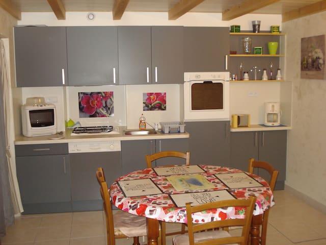 vacances dans le Langeadois - Langeac - Apartment