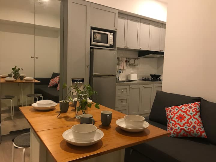 Modern Scandinavian apartment in Thamrin CBD - 20