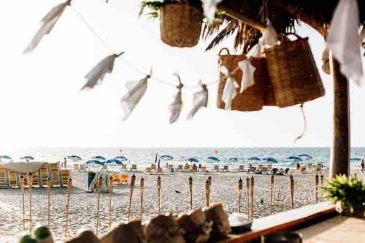 Property Locate On a Beach