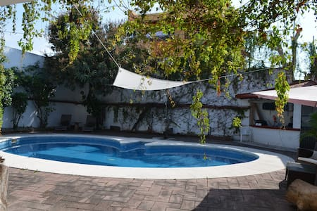 Room with PRIVATE pool & A/C - Puerto Vallarta