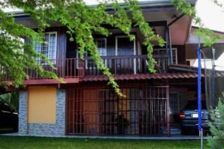 Milagro's house