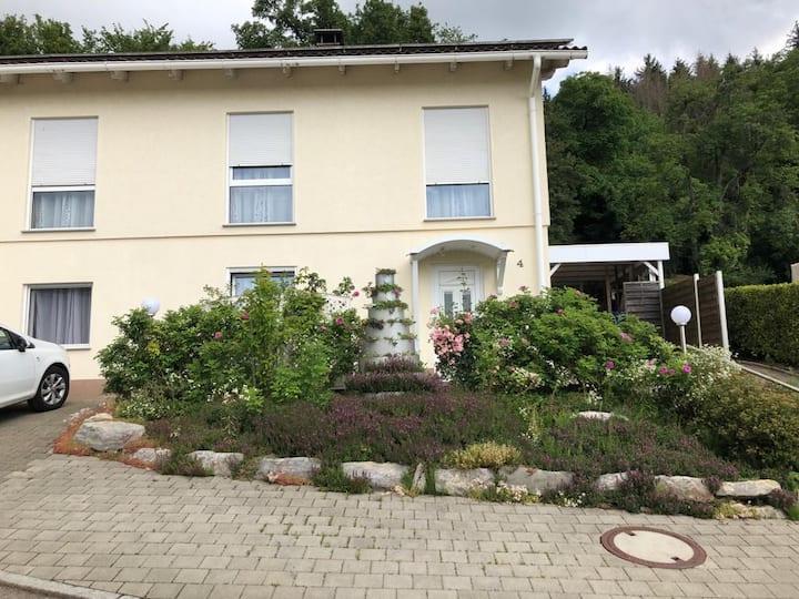 Ferienwohnung nahe Schaffhausen, Rheinfall, Zürich