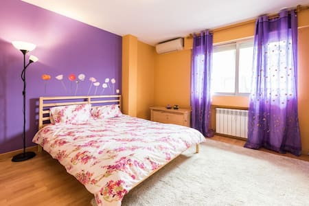 Your room Lila, in Las Rozas de Madrid.