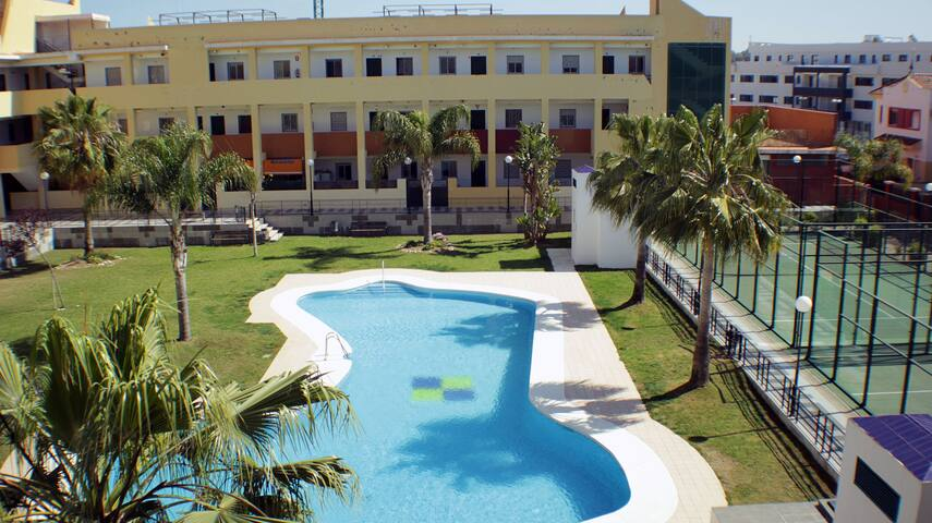 ATICO CON TERRAZA VISTAS AL COTO - Sanlúcar de Barrameda - Apartment