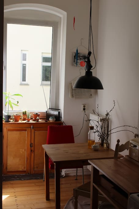 Cozy Kitchen