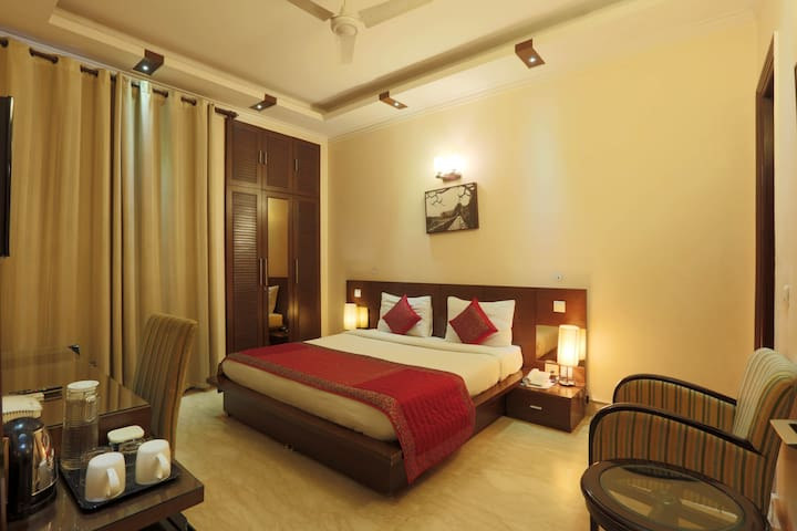 Service Apartments in Defence Colony, Delhi-DEFED1