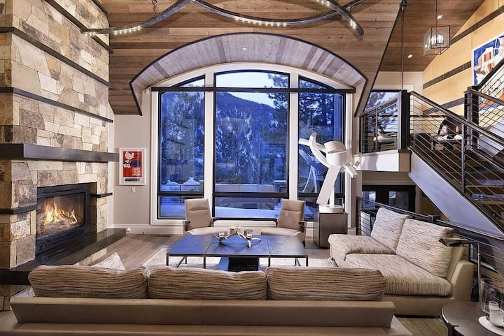 $10 Million Aspen Residence | Close to Town