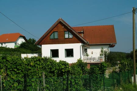 Large home in the vineyards - Wohnung