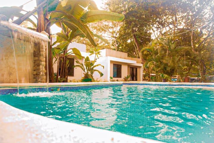 1BD NEW* Jungle Beach Apartment - 3-min to Beach