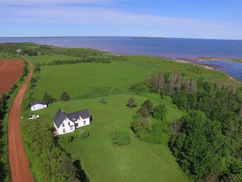 Oceanfront Executive Home in Kensington, PEI