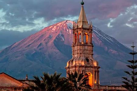 Apartment in the heart of Arequipa - Arequipa