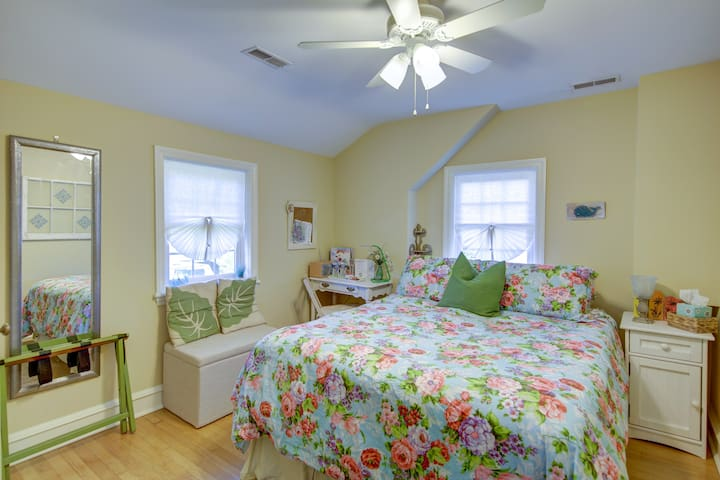 Guest room in MD's coolest town