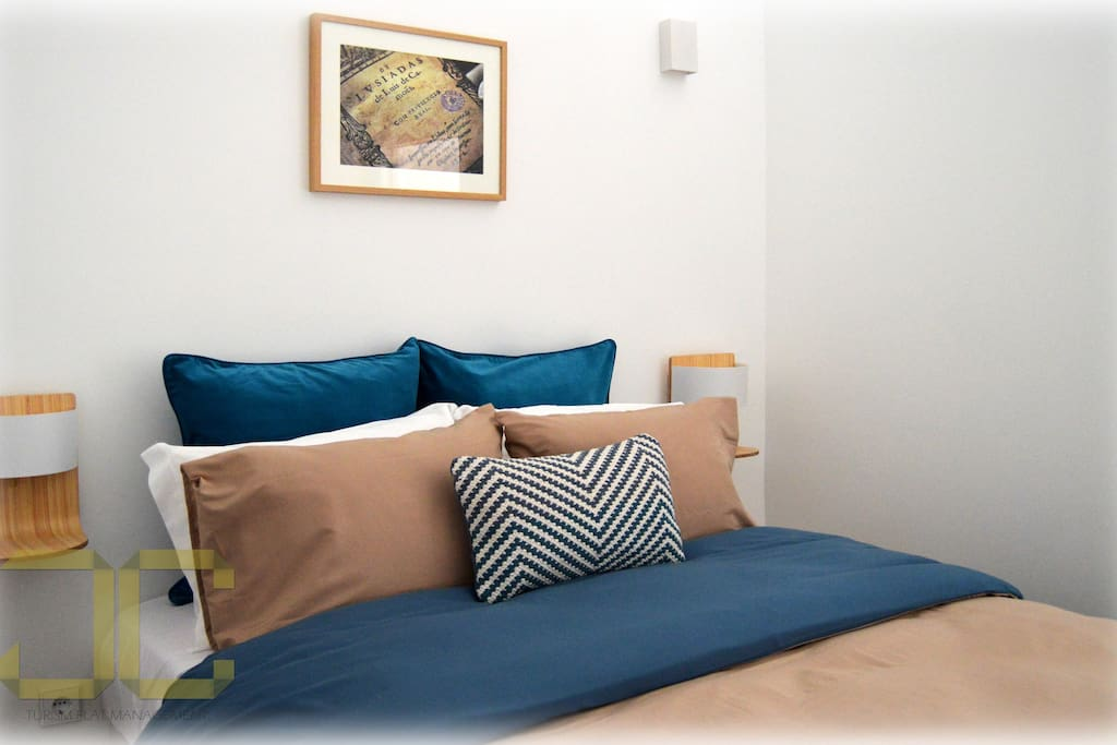 Quarto/Bedroom