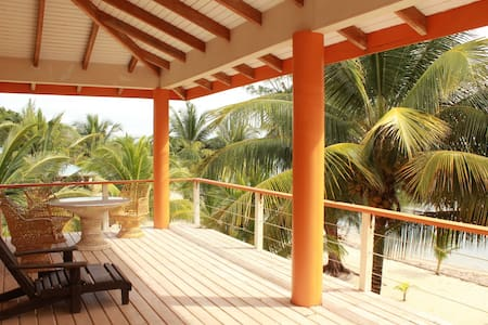 Beachfront, Balcony, Upper Dreamsicle, Pool, 2b