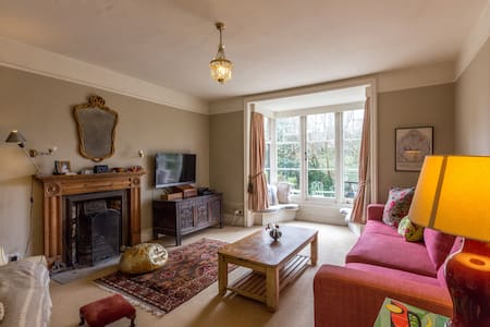 Boutique Appt in Arts & Crafts Somerset town - Castle Cary - Appartement