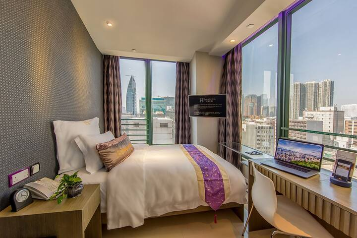 20% off STANDARD SINGLE ROOM (City View)