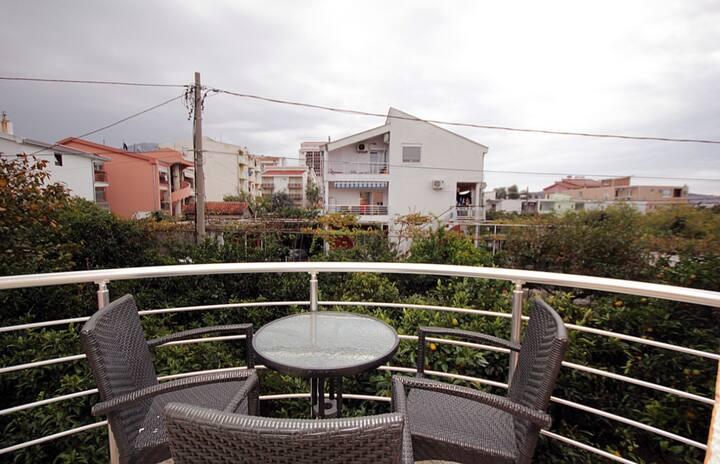 Pejovic Apartment with Balcony