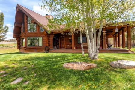 Mountain-View Home Near Park City!