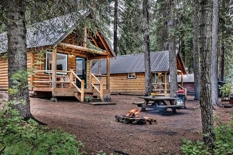 Cascade Studio Cabin