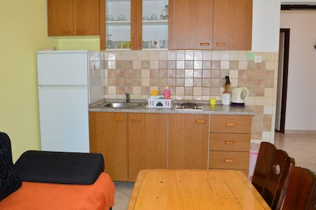 Apartments Milić / One bedroom A3 - Gornji Karin - Lejlighed