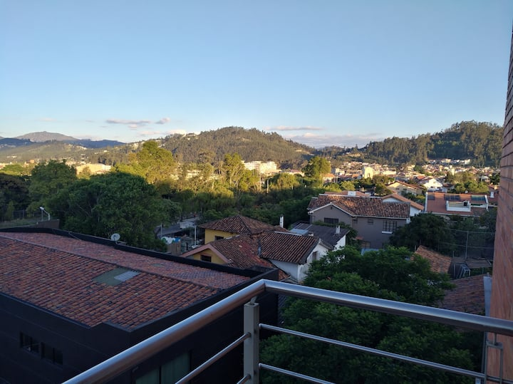 Cuenca home. Wonderful view - Everything nearby